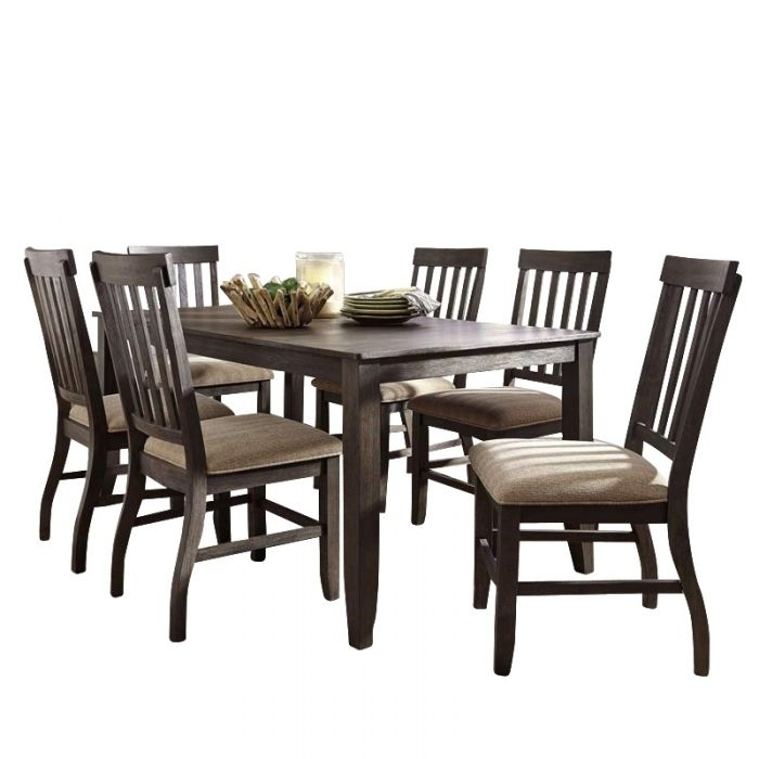 Dining Room Sets | Dining Table Sets | Dining Sets | Weekends Only Pertaining To Market 7 Piece Dining Sets With Host And Side Chairs (Image 11 of 25)