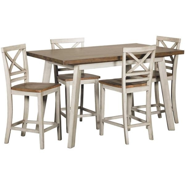 Dining Room Sets, Dining Tables & Dining Chairs | Afw With Regard To Market 7 Piece Counter Sets (Image 16 of 25)