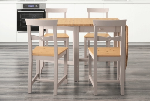 Dining Room Sets – Ikea Intended For Portland 78 Inch Dining Tables (Image 6 of 25)