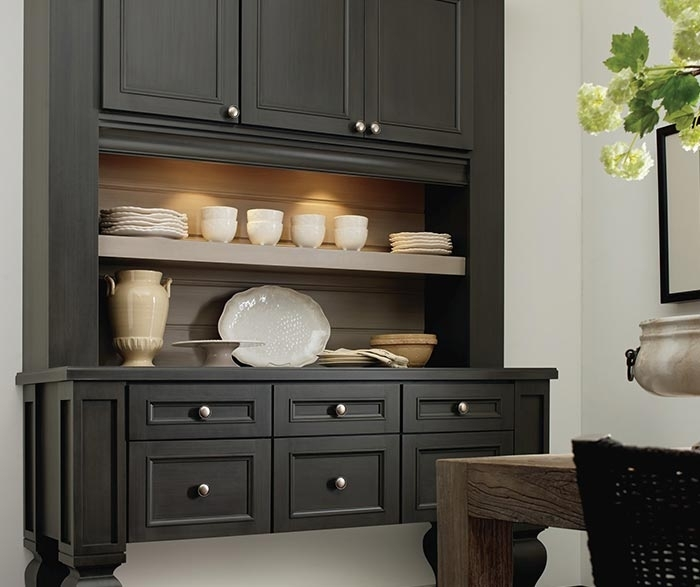 Dining Room Storage Cabinet - Decora Cabinetry with regard to Dining Room Cabinets