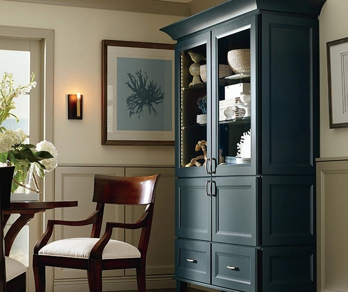 Dining Room Storage Cabinet – Masterbrand Pertaining To Dining Room Cabinets (Image 15 of 25)