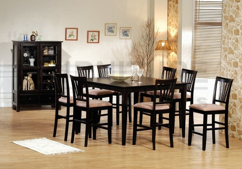 Dining Room Table 8 Chairs | Design Ideas 2017 2018 | Pinterest For Dining Tables 8 Chairs (View 8 of 25)