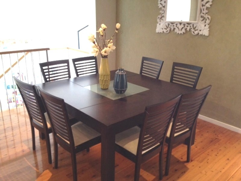 Dining Room Table 8 Chairs – Dining Table Furniture Design Within Dining Tables 8 Chairs (Image 9 of 25)