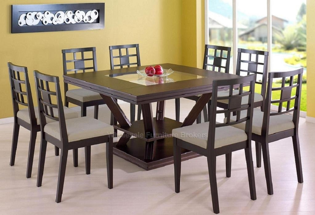 Dining Room Table And 6 Chairs – Awesome House : Best Kitchen And Intended For 6 Chair Dining Table Sets (Image 10 of 25)