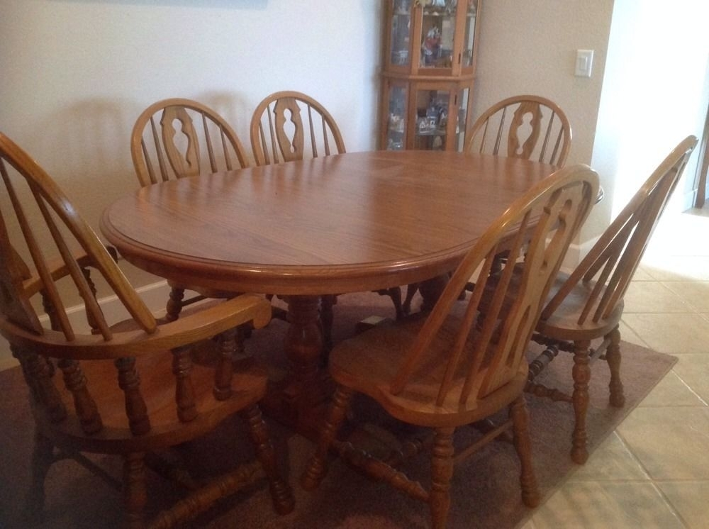 Dining Room Table And Chairs Ebay Dining Room Sets Modern White With Dining Chairs Ebay (View 16 of 25)
