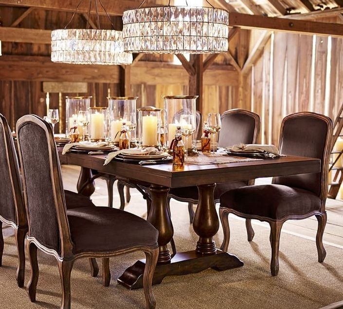 Dining Room Table Displays – Cheekybeaglestudios With Regard To Artisanal Dining Tables (View 4 of 25)