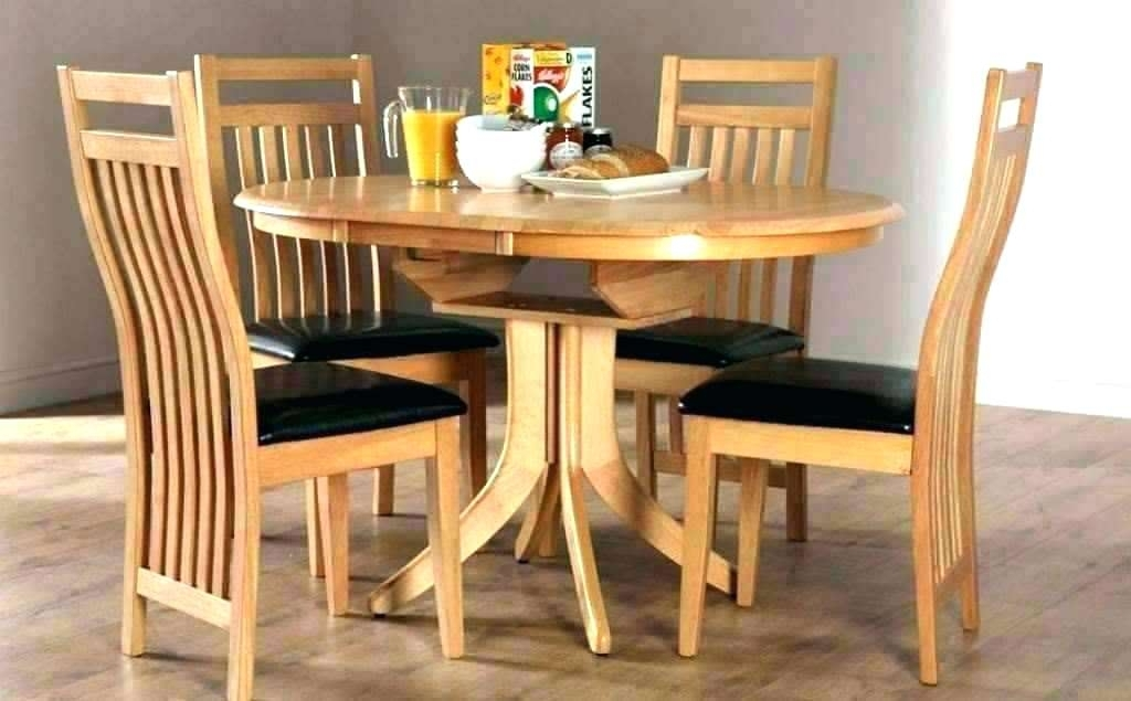 Dining Room Table Round Expandable – Kuchniauani Within Extendable Round Dining Tables Sets (Image 7 of 25)
