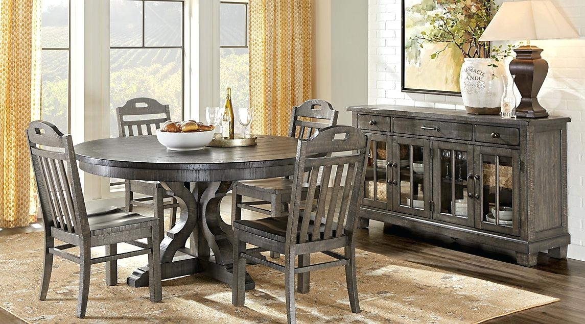 Dining Room Tables Round Affordable Round Dining Room Sets Rooms To For Macie Round Dining Tables (Image 7 of 25)