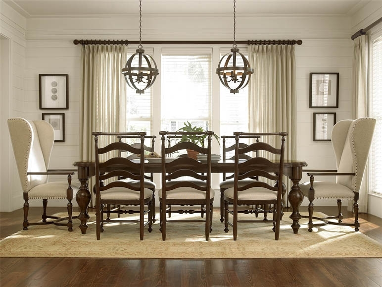 Dining Room — throughout Universal Dining Tables