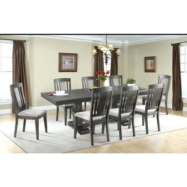 Dining Set Table Mallard 6 Piece Extension Dining Set Dining Table Pertaining To Mallard 7 Piece Extension Dining Sets (View 22 of 25)