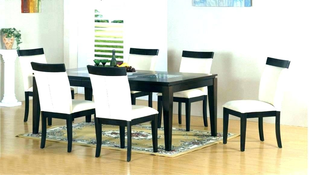 Dining Set With Bench And Chairs Cool Dining Tables Trendy Dining Regarding Modern Dining Tables And Chairs (Image 3 of 25)