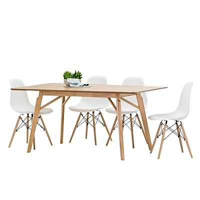 Dining Sets – Dining Room Furniture | Zanui With Macie 5 Piece Round Dining Sets (Image 15 of 25)