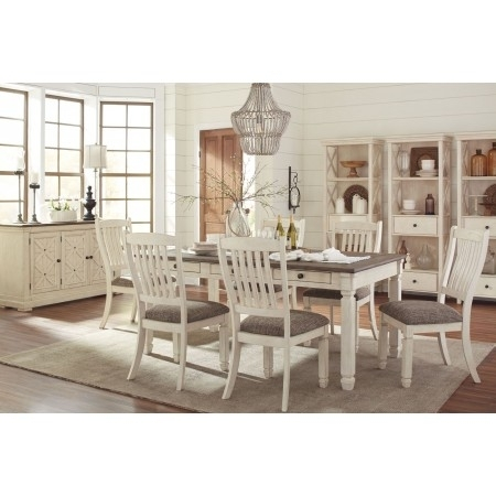Dining Sets Pertaining To White Dining Sets (Image 9 of 25)