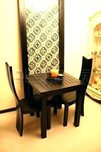 Dining Table 2 Chairs Cherry Table 2 Chairs Small Round Glass Dining In Dining Tables And 2 Chairs (Image 7 of 25)