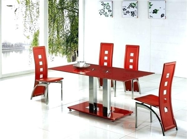 Dining Table 6 Chairs Glass Outstanding With Extendable Black And S Pertaining To Extendable Dining Table And 6 Chairs (Image 8 of 25)