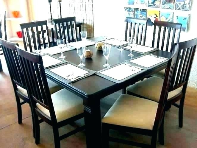 Dining Table And 8 Chairs 8 Seat Dining Room Set Dining Table With 8 Pertaining To Dining Tables And 8 Chairs For Sale (Image 14 of 25)