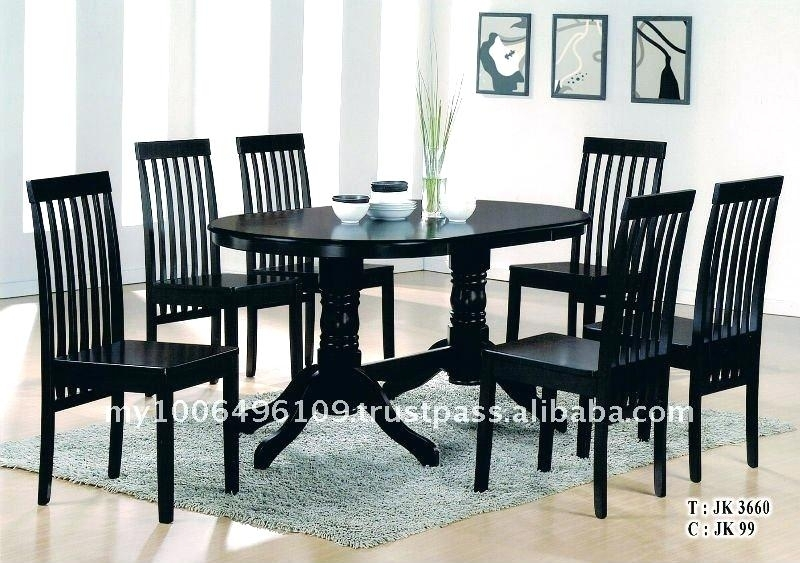 Dining Table And Chair Set Stylish Dining Table And Chairs Chair Set Throughout Dining Tables Chairs (View 4 of 25)