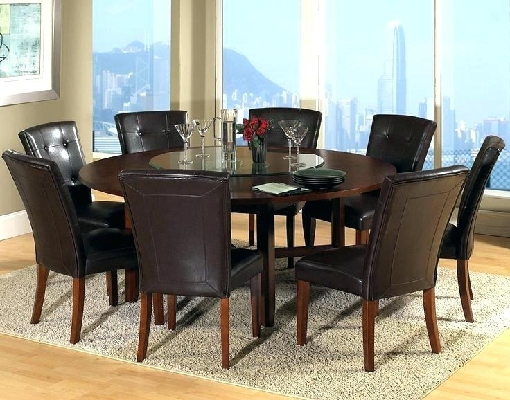 Dining Table And Chairs For 8 – Kuchniauani Intended For Dining Tables For  (Image 15 of 25)