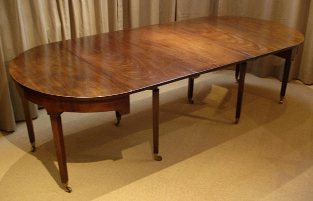Dining Table / Antique Mahogany Extending Table : Antique Dining With Regard To Mahogany Extending Dining Tables (Image 9 of 25)