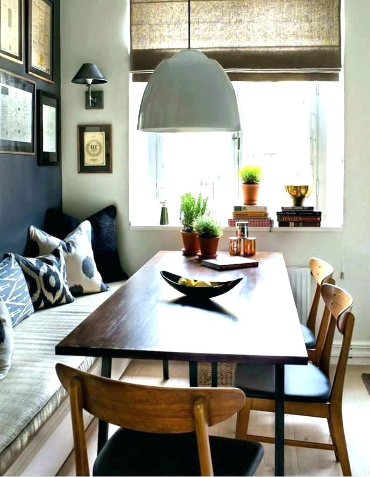 Dining Table Bench Seat With Back – Murphy Bed Furniture Trumpdown (View 25 of 25)