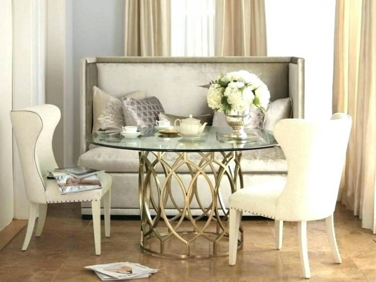 Dining Table Bench With Back – Who Designed This? Regarding Bench With Back For Dining Tables (Image 11 of 25)