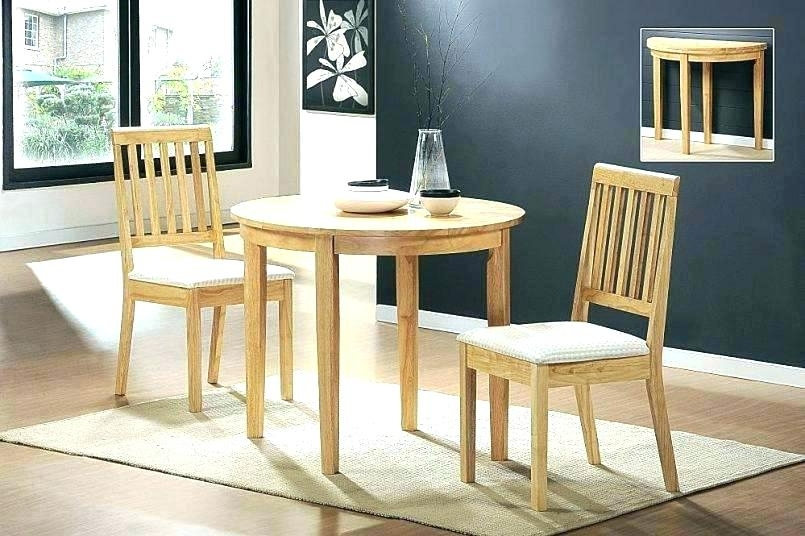Dining Table Chair Covers Small Dining Room Sets Cheap For Space With Small Dining Tables And Chairs (Image 12 of 25)