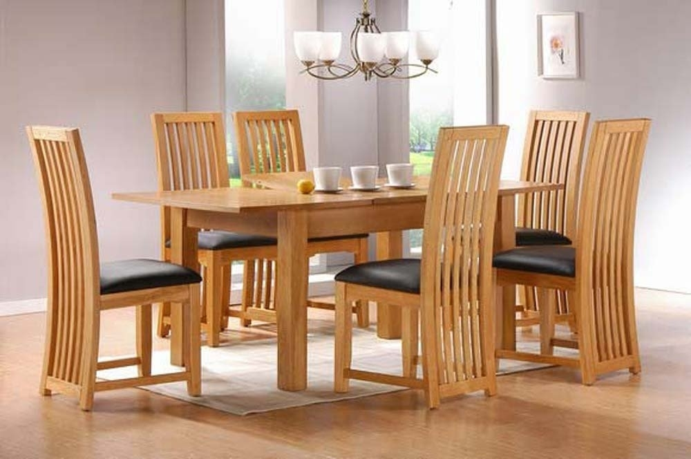 Dining Table/chair/set,dinner Table/chair/set/extension Table/set Throughout Wooden Dining Sets (Image 8 of 25)