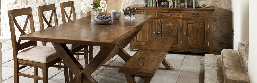 Dining Table & Chair Sets | Modern & Stylish | Housing Units For Dining Tables Chairs (Image 6 of 25)