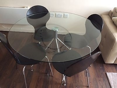 Dining Table Collection On Ebay! With Regard To Rocco Extension Dining Tables (Image 9 of 25)