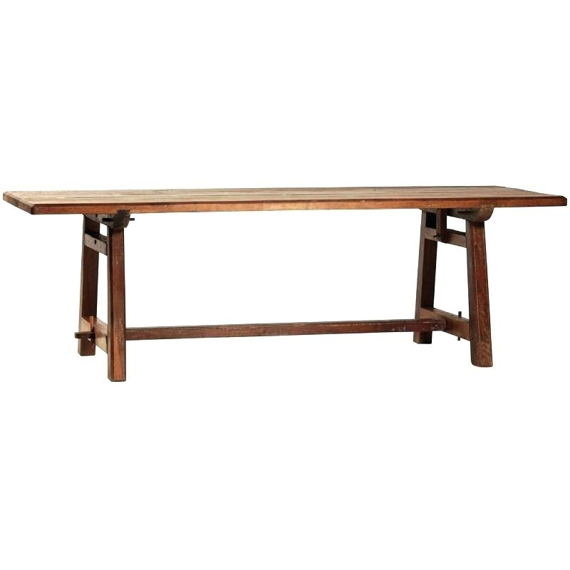 Dining Table Dovetail Inch Set 96 Round – Kellydickerson With Magnolia Home White Keeping 96 Inch Dining Tables (View 11 of 25)
