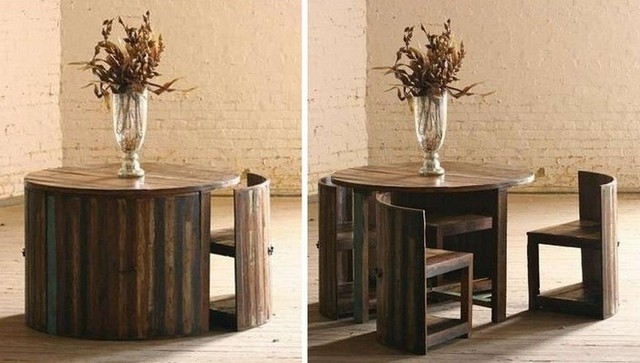 Dining Table For Small Spaces – Decoration Channel In Small Dining Tables (Image 6 of 25)