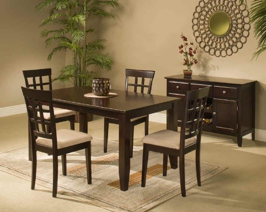 Dining Table Furniture: Cream Dining Tables And Chairs, Small Dining In Compact Dining Tables And Chairs (Image 12 of 25)