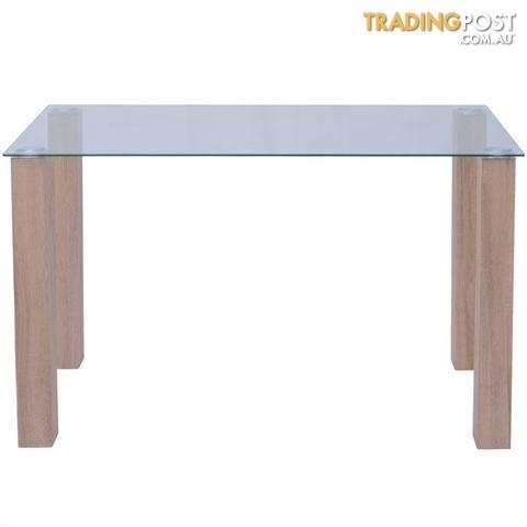 Dining Table Glass 120 X 60 X 75 Cm For Sale In Armadale Wa | Dining intended for Dining Tables 120X60