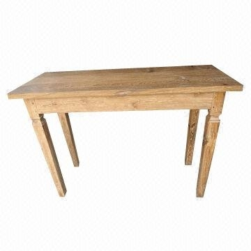 Dining Table, Made Of Teak Wood, Sized 120 X 60 X 75Cm, Color in Dining Tables 120X60