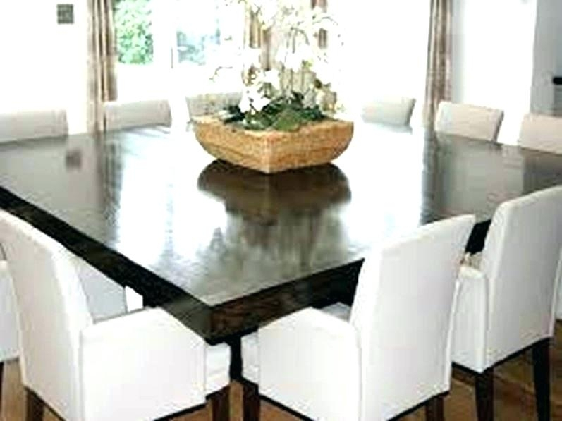 Dining Table Seats 8 – Pizzaitaliana Within Dining Tables Seats  (Image 9 of 25)