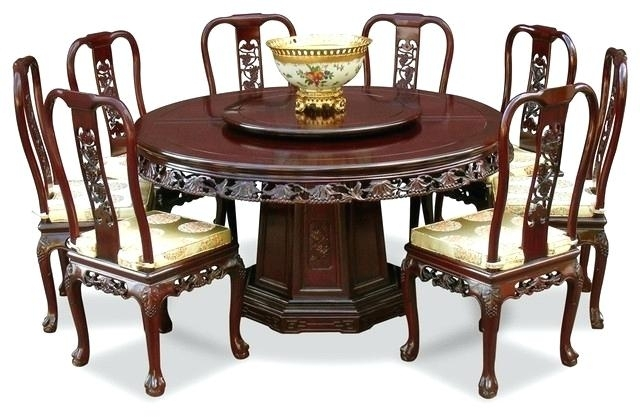 Dining Table Set For 8 – Aigdonia Regarding Dining Tables And 8 Chairs For Sale (Image 15 of 25)