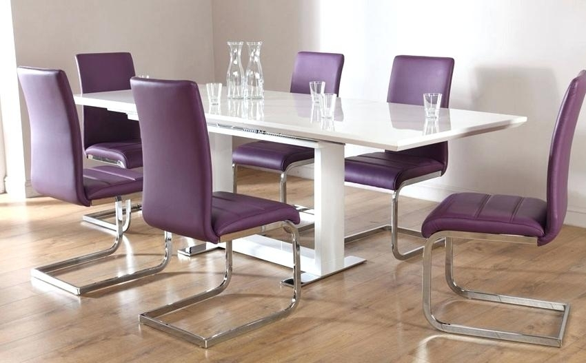 Dining Table Set For 8 – Aigdonia With Dining Tables And 8 Chairs (Image 12 of 25)