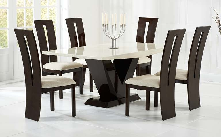 Dining Table Sets | The Great Furniture Trading Company Pertaining To Dining Tables Chairs (View 3 of 25)