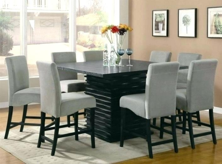 Dining Table With 8 Chair Round And Chairs Inspiring Beautiful Home Regarding Dining Tables And 8 Chairs For Sale (Image 18 of 25)