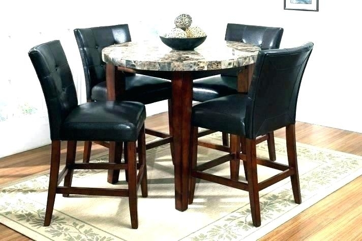 Dining Table With Stools Dining Table With Chairs That Fit Intended For Dining Tables With Attached Stools (Image 7 of 25)