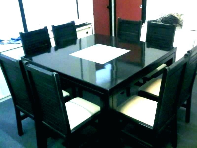 Dining Tables 8 Seater – Tinvietkieu Within 8 Seater Black Dining Tables (Image 18 of 25)