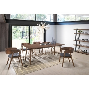 Dining Tables And Chairs – Buy Any Modern & Contemporary Dining Inside Modern Dining Table And Chairs (View 2 of 25)