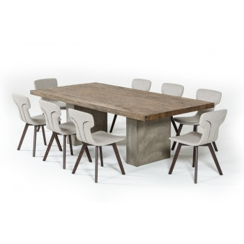 Dining Tables And Chairs – Buy Any Modern & Contemporary Dining Regarding Modern Dining Suites (Image 11 of 25)