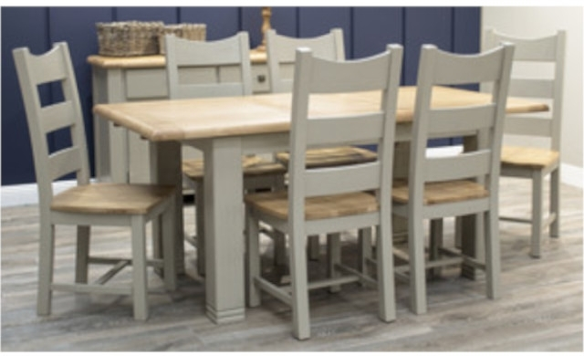 Dining Tables And Chairs, Fixed Tables, Extending Tables, Kitchen Throughout Dining Tables And Chairs (Image 14 of 25)
