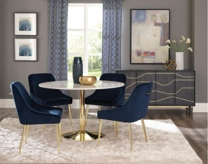 Dining Tables, Chairs, Servers – Hello Furniture Throughout Rocco 9 Piece Extension Counter Sets (Image 10 of 25)