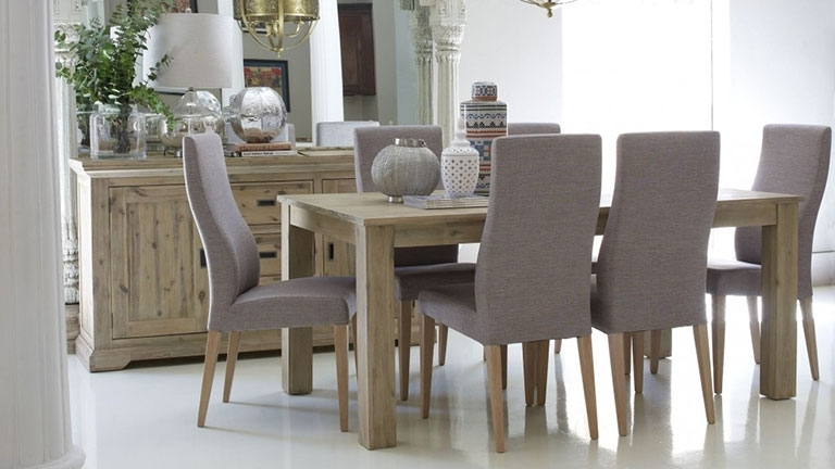 Dining Tables & Chairs Sets – Round & Extendable | Harvey Norman Within Modern Dining Suites (Image 9 of 25)