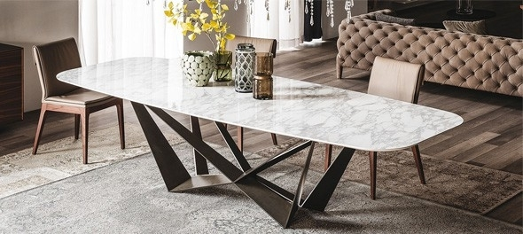 Dining Tables | Contemporary Dining Tables – Ultra Modern Pertaining To Contemporary Dining Tables (Image 13 of 25)