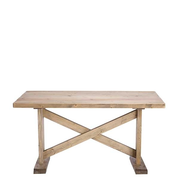 Dining Tables | Dining Room Tables - Barker & Stonehouse with regard to Washed Old Oak & Waxed Black Legs Bar Tables