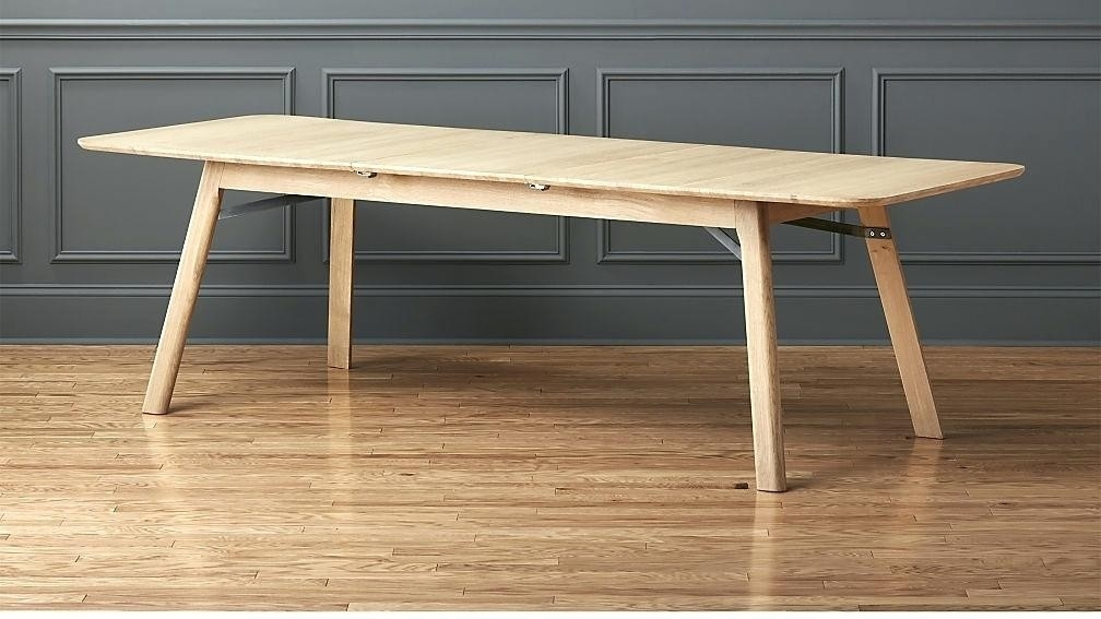 Dining Tables Extension – Soulpower With Regard To Amos Extension Dining Tables (Image 8 of 25)