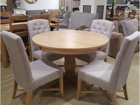 Dining Tables – Kitchen & Dining Furniture – Furniture In Small Oak Dining Tables (View 18 of 25)